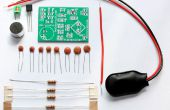 Fácil y barato transmisor FM kit de bricolaje