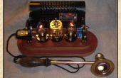 Detector Steampunked para fluorescentes sellos y sellos