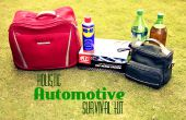 Kit de supervivencia automotriz integral