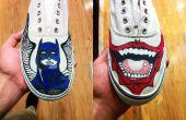 Zapatos de lona!