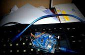 Conecte el teclado PS/2 para Arduino