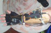 Guante de Pyro / muñeca montada lanzallamas