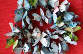 Reciclado lei hawaiano papel