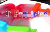 ☆D.I.Y: 4 de julio Popsicles☆