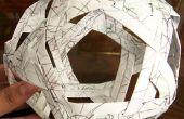 Construir un Buckyball (Fullereno)