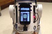 Hackear tu Hasbro R2D2 con un microcontrolador IOIO!