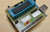 Arduino UNO como programador AtMega328P