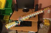 El Rifle de K'nex Saber A