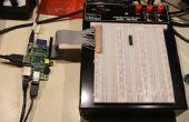 ¿Frambuesa Pi GPIO expansión Cable de un Cable IDE utilizado