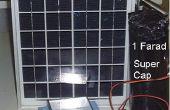 Obtención de energía para la bomba de agua Solar-conducido