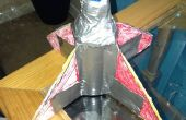 Cómo hacer A: Mini cohete
