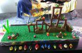 Jugar Angry Bird pastel - cumpleaños edición