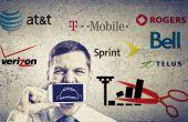 Mejor señal de teléfono celular, recepción y cobertura