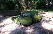 Autobot furia: Mi traje transformador transformador