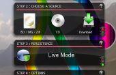 Cómo hacer un disco de arranque de Live Linux USB