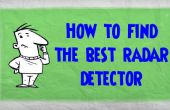 Cómo encontrar el mejor Detector de Radar para el dinero en su presupuesto