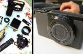 FrankenCamera: Una guía a la cirugía de cámara