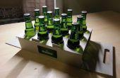 Cajón de Heineken paquete plano