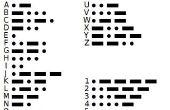 Código Morse entrada-salida