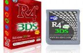 ¿Cómo volver a tarjeta de r4i-sdhc 3ds?