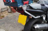 Caja de la motocicleta