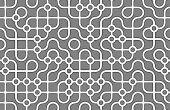 Diversión A-laberinto-ing con azulejos Truchet