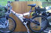 Bicicleta de motor eléctrico (revisado con mejor descripción)