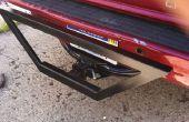 S10 Blazer actualizaciones parte 2 - gancho de remolque protector de parachoques