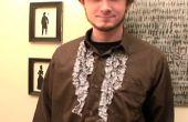 Cómo crear un Sweeney Todd Vintage inspirado volante camisa