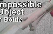 Objeto imposible en botella