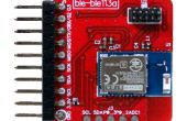 Bluetooth Low Energy y iBeacons con Tessel