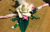 Ramillete de origami
