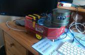 Frambuesa Pi Web Robot controlado / autónomo