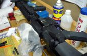 Limpieza y mantenimiento de la AR-15