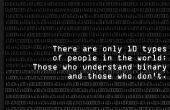 Aprender binario
