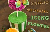 Dimensional de esparcir flores