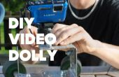 Dolly Video DIY simple con un presupuesto