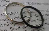 Cómo hacer anillos de plata el tamaño perfecto!