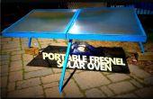 Horno Solar portátil Fresnel