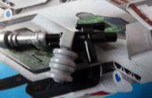 Rifle de asalto LEGO