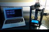 Tapsterbot 2.0: Delta brazo
