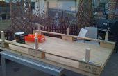 Cómo determinar si una plataforma de madera es seguro para el uso