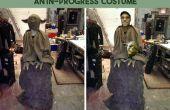 YODA en un tocón: Un traje en progreso