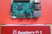 Frambuesa Pi 3 modelo B: Guía de un principiante