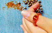 Hacer su propio anillo del grano de semilla