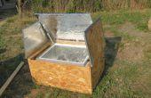 Horno Solar DIY