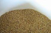 Chile tres días trigo