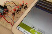 Arduino desarrollado por tu SmartPhone (con SERIAL) - parte 1 - sonido y vibración acciones
