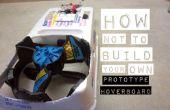 Hacer un Hoverboard prototipo Mini