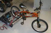 Construir una bicicleta Dyno - calcular su potencia!
